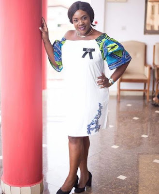 6 Ghanaian Celebrities In African Wear Only You Can Copy Their Style