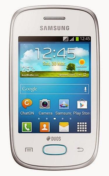 Cara Flash Samsung Gt S5312 : flash, samsung, s5312, Samsung, Galaxy, Pocket, Install, Custom, Recovery, BERItahu