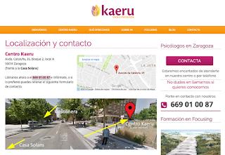 Centro Kaeru - Psicólogos en Zaragoza