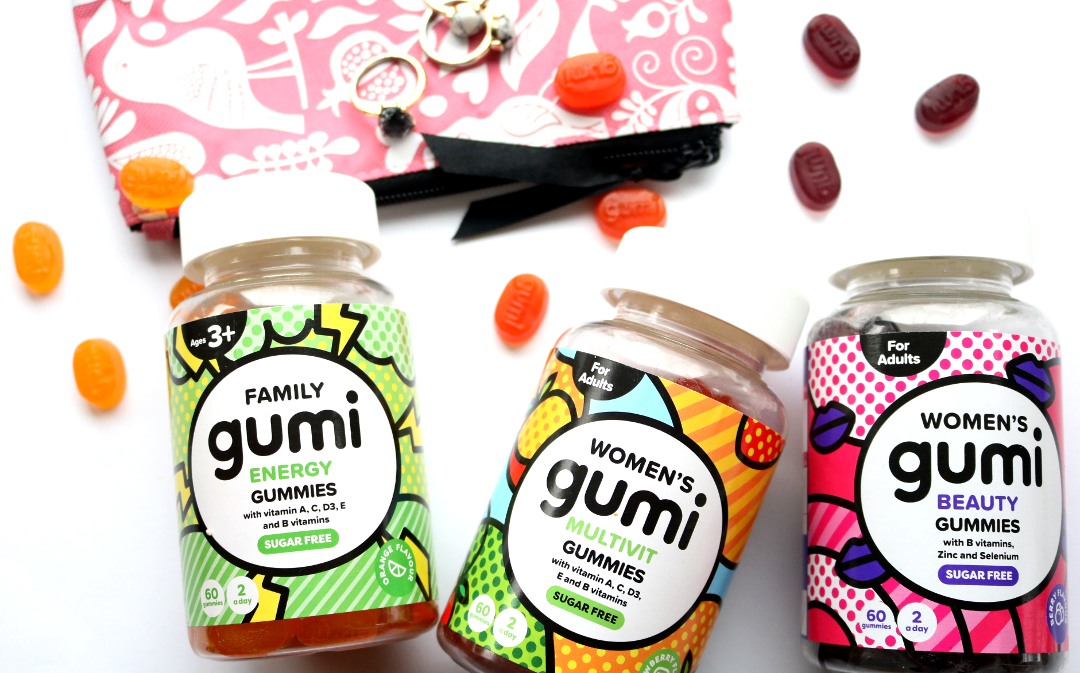 Gumi Energy, Multivit and Beauty Gummies review