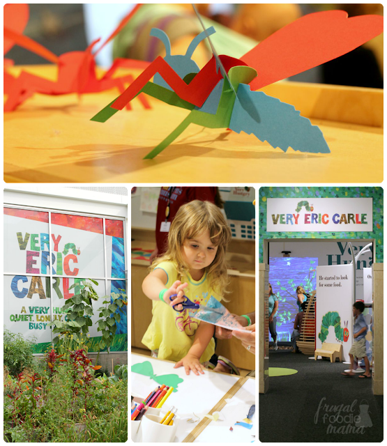 he Very Eric Carle exhibit on display at the Children's Museum of Pittsburgh until September 20, 2015. #kidsburgh #lovepgh