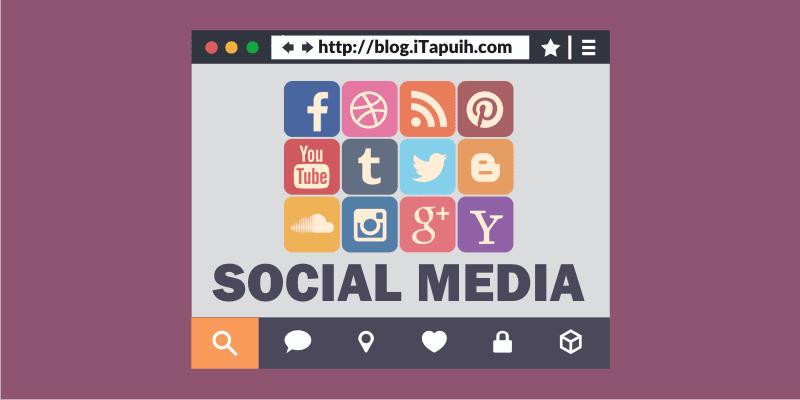10 Situs Social Media Terbaik 2017