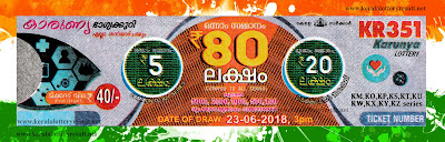 KeralaLotteryResult.net, kerala lottery result 23.6.2018 karunya KR 351  23 june 2018 result, kerala lottery, kl result,  yesterday lottery results, lotteries results, keralalotteries, kerala lottery, keralalotteryresult, kerala lottery result, kerala lottery result live, kerala lottery today, kerala lottery result today, kerala lottery results today, today kerala lottery result, 23 06 2018, 23.06.2018, kerala lottery result 23-06-2018, karunya lottery results, kerala lottery result today karunya, karunya lottery result, kerala lottery result karunya today, kerala lottery karunya today result, karunya kerala lottery result, karunya lottery KR 351 results 23-6-2018, karunya lottery KR 351, live karunya lottery KR-351, karunya lottery, 23/6/2018 kerala lottery today result karunya, 23/06/2018 karunya lottery KR-351, today karunya lottery result, karunya lottery today result, karunya lottery results today, today kerala lottery result karunya, kerala lottery results today karunya, karunya lottery today, today lottery result karunya, karunya lottery result today, kerala lottery result live, kerala lottery bumper result, kerala lottery result yesterday, kerala lottery result today, kerala online lottery results, kerala lottery draw, kerala lottery results, kerala state lottery today, kerala lottare, kerala lottery result, lottery today, kerala lottery today draw result
