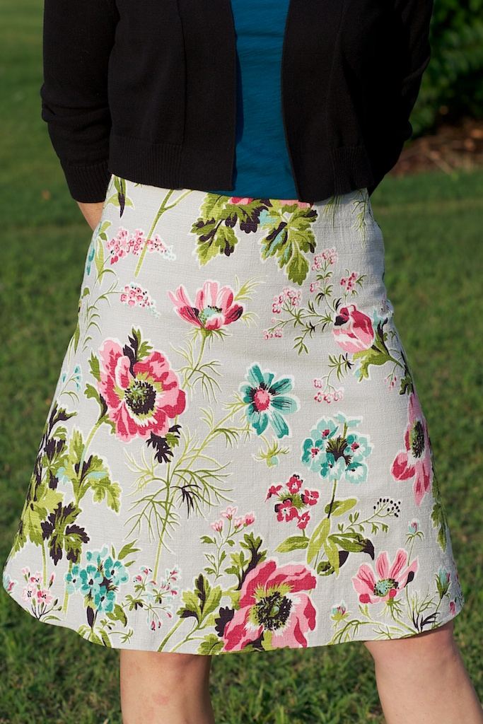 Aline Skirt Pattern 107