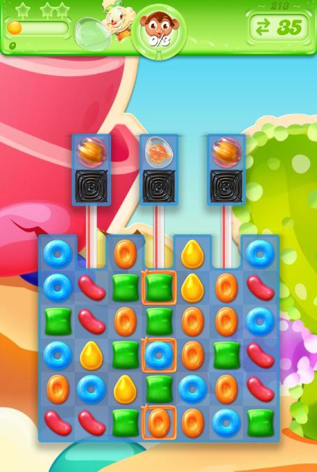 Candy Crush Jelly Saga 213