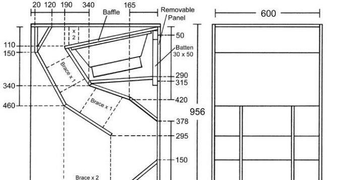 Komputer & Jaringan: 1850 Folded Horn