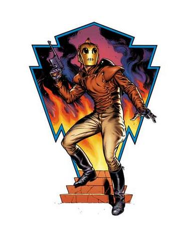 Blue Sky Disney: ROCKETEER$