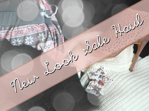 New Look Sale Haul