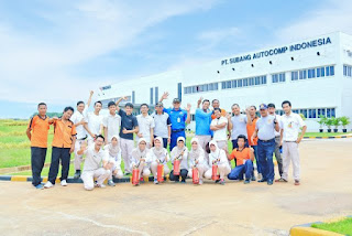 Info Lowongan Kerja Terbaru Daerah Subang PT. SUBANG AUTOCOMP INDONESIA (PT.SUAI)