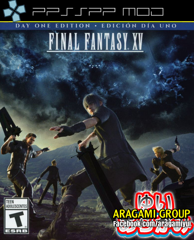 game ppsspp final fantasy