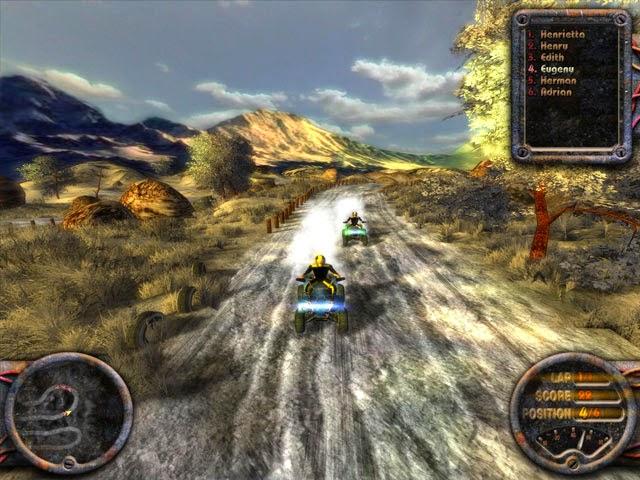 Download Permainan gametop ATV Quadro Racing