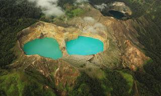Danau Kelimutu Di Kabupaten Ende, Danau Kelimutu Terletak Di Provinsi, Danau Kelimutu 2016