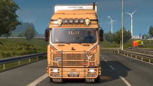 MAZ Road Spirit truck mod