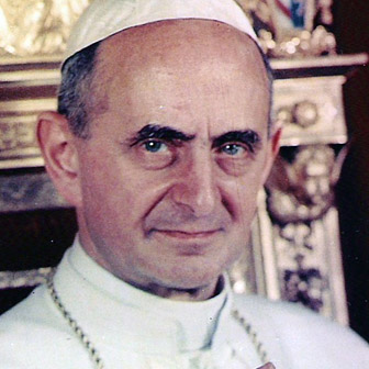 Rorate cÆli: guest note: paul vi: a pastoral canonization ...