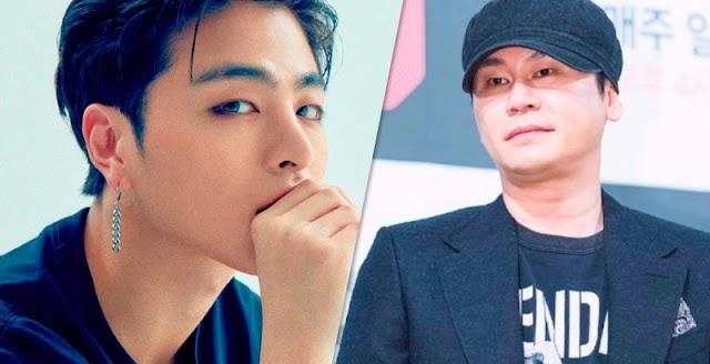 Koo Jun Hoe de iKON deja de seguir a Yang Hyun Suk en Instagram