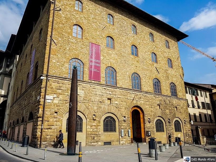 Museo Galileo - O que fazer em Florença, Itália