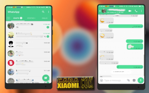 Download Link MIUI Theme Perfect S8 Light Mtz For Redmi Xiaomi V9