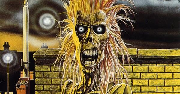 Iron Maiden Discography [MP3 320 Kbps] [2019] [MEGA] [Torrent]