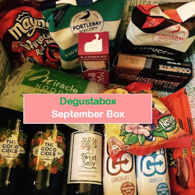 Degustabox, Subscription, Food, Drink