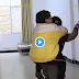WATCH: 9yo girl carries her disabled older brother to school every day