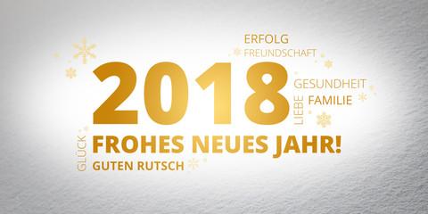 Sprüche Frohes Neues Jahr 2018