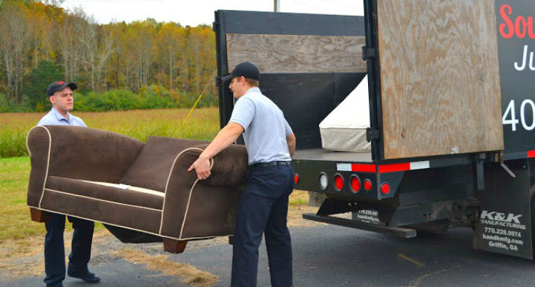 Exceptionnel Furniture Removal Nyc