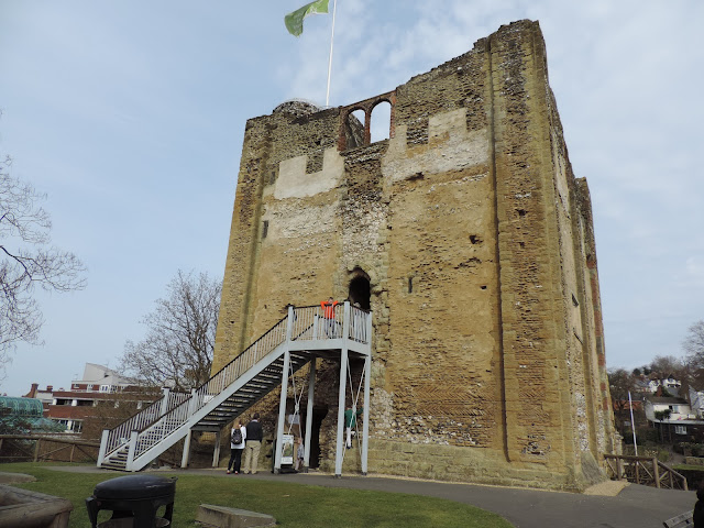 guildford castle tower tourist attraction