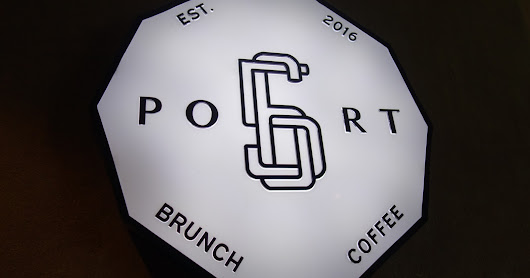 Port Five Six, Coffee and Brunch
