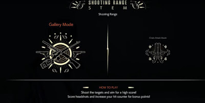 Evil Within 2, Shooting Range, Gallery Mode, Scores, Points, Rewards Guide