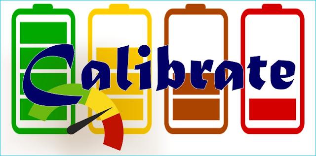 Kalibrasi Baterai Android Tanpa Aplikasi