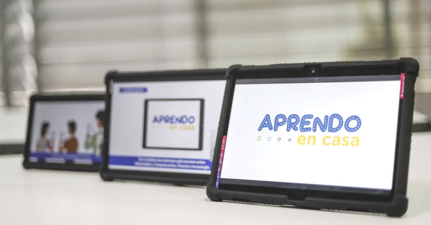 MINEDU: Estos son los recursos educativos que tendrán las tablets del Ministerio de Educación para ser entregadas en octubre