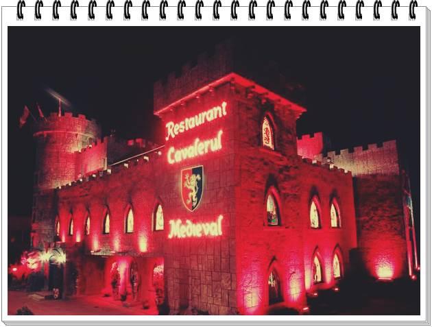 Meniu VALENTINE'S DAY 2019 Restaurant Cavalerul Medieval Iasi