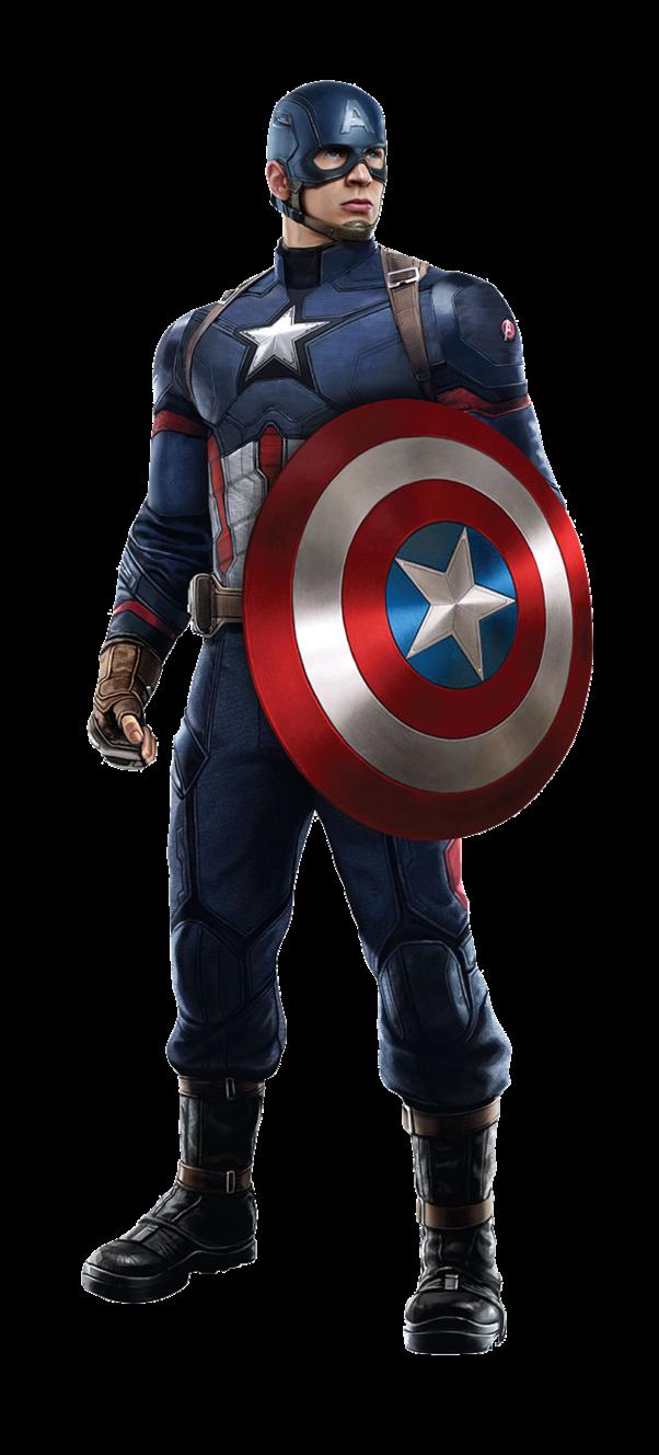 PNG Capitão América (Captain America, Avengers, Civil War ...