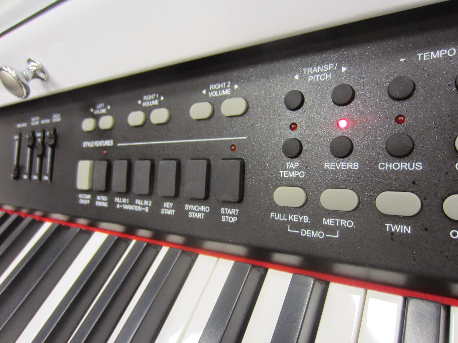 Samick SG450 digital piano
