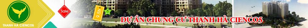 Chung cư Thanh Hà Cienco5