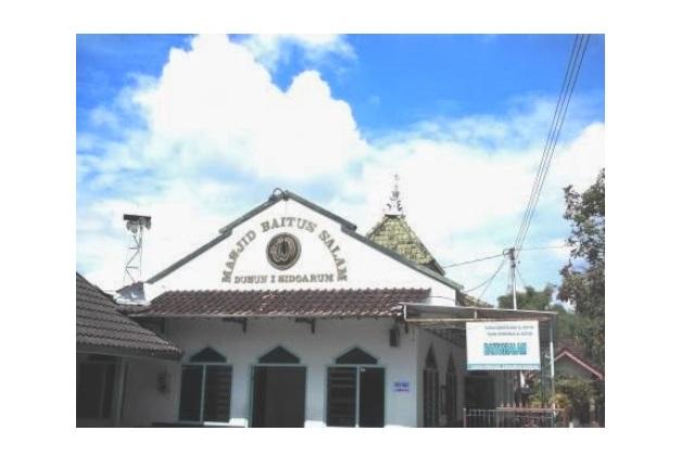 berikut daftar nama dan alamat masjid di desa sidoarum godean sleman