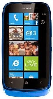Harga Nokia Lumia 610 Baru dan bekas