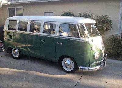 1967 volkswagen bus 13 window vw bus for sale. Black Bedroom Furniture Sets. Home Design Ideas