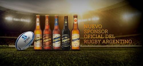 Cerveza Imperial, Nuevo Sponsor Oficial Del Rugby Argentino