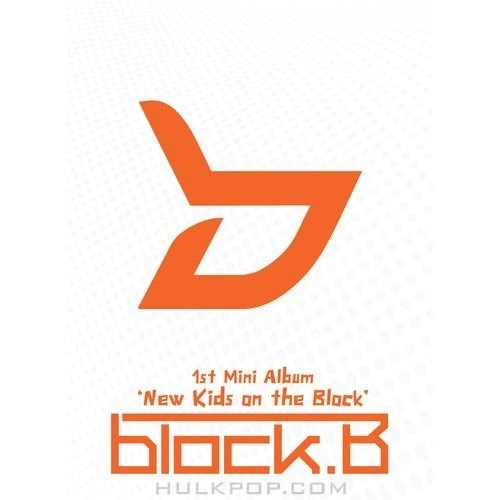 Block B – New Kids On The Block – EP (ITUNES PLUS AAC M4A)