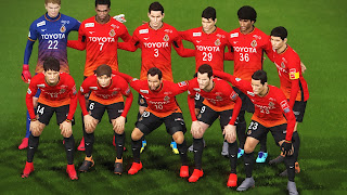 J.League 2018 OF DEMO