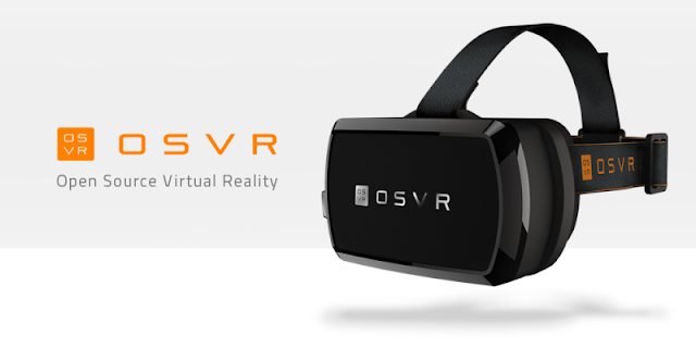 Razer OSVR Open Source Virtual Reality