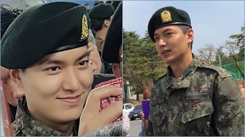 """Noticias de doramas: A 10 días de su salida, así es como se prepara el bello """"Lee Min Ho"""" para su regreso!!"""
