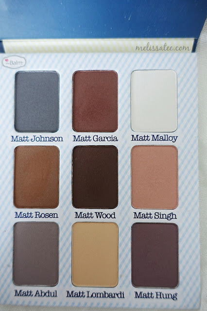 the balm, thebalm, the balm meet matte, the balm meet matte eyeshadow palette, the balm meet matte eyeshadow palette review, the balm meet matte review