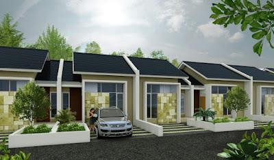 Rumah Modern DP 30 Juta Margakencana Cijawura Ciwastra Bandung