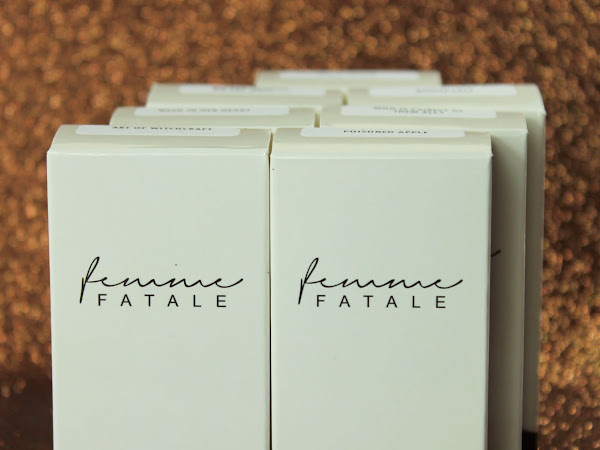 Femme Fatale Cosmetics April Presale Nail Polish Swatches & Review