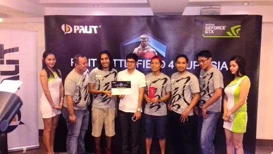 PALIT Battlefield 4 Cup Asia