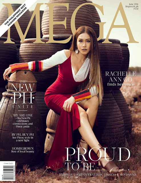 Sarah Geronimo MEGA June 2016 Cover Back to Back with Rachelle Ann Go
