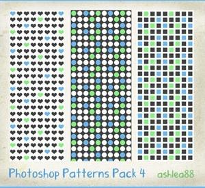 Share Một Số Patterns Photoshop Miễn Phí