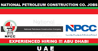 Client Interview for Vacancies in NPCC, UAE   Find all the